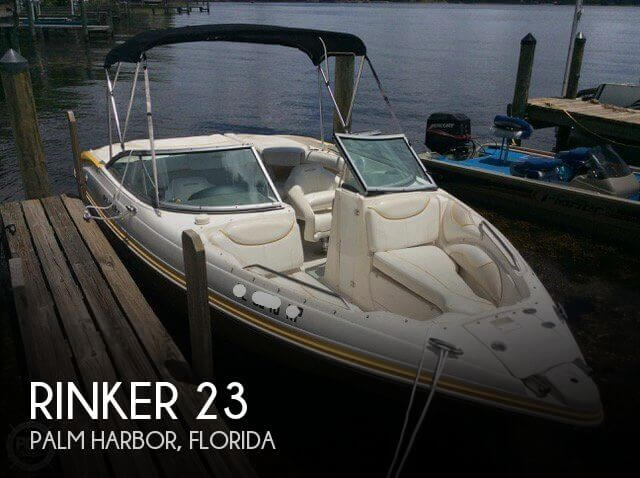 Used Rinker Boats For Sale in Florida by owner | 2007 Rinker 23