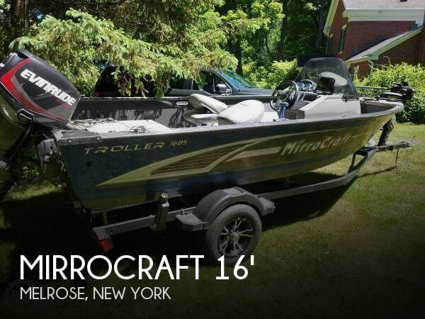 2016 MIRROCRAFT 16 for sale