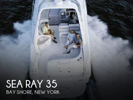 Used Sea Ray 35 Boats For Sale by owner | 2003 Sea Ray 35