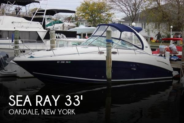 Used Sea Ray 33 Boats For Sale by owner | 2005 Sea Ray 33