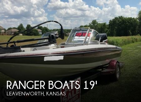 Used Boats For Sale in Kansas by owner | 2004 Ranger Boats Reata 190VS