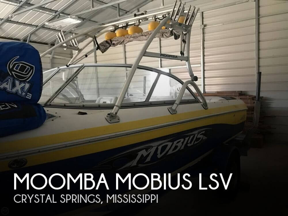 Used Moomba Boats For Sale by owner | 2005 Moomba 21