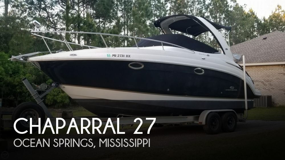 Used Chaparral 27 Boats For Sale by owner | 2006 Chaparral 27