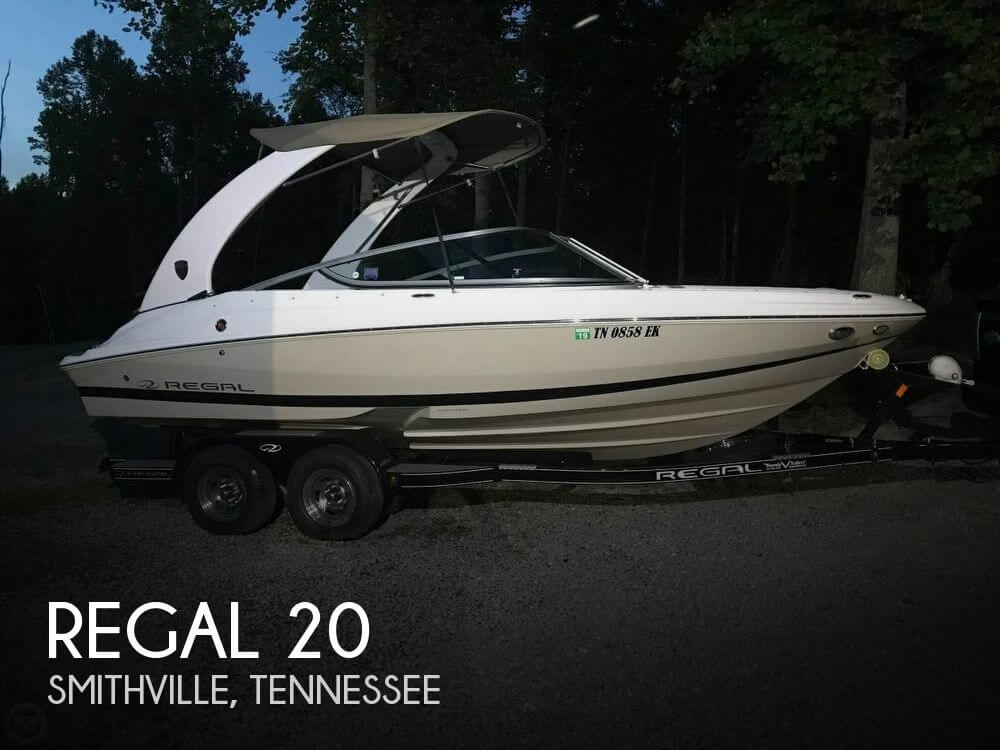 Used Boats For Sale in Nashville, Tennessee by owner | 2016 Regal 20