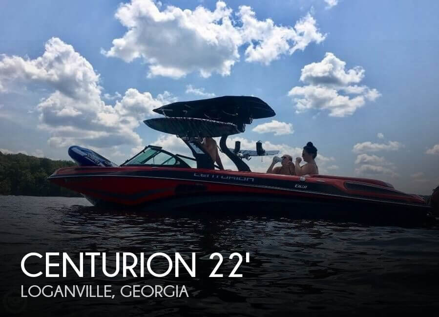 Used Boats For Sale in Atlanta, Georgia by owner | 2014 Centurion 22