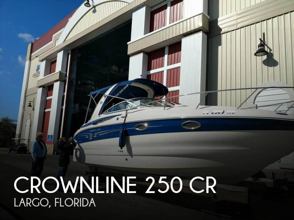Used Crownline Boats For Sale by owner | 2005 Crownline 26
