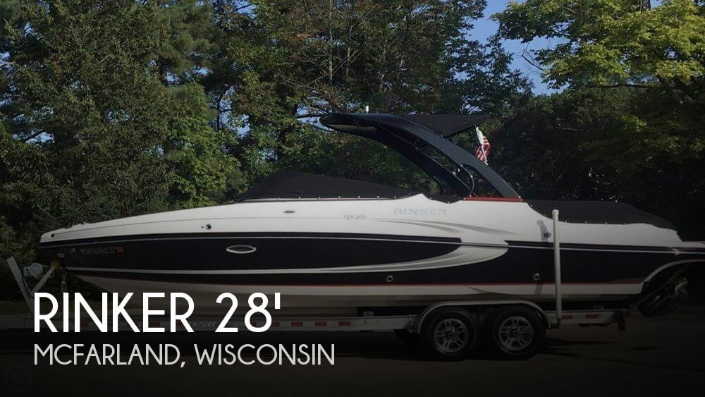 Used Rinker 28 Boats For Sale by owner | 2014 Rinker 28