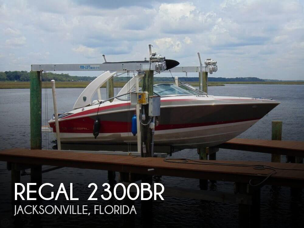 Used Regal Boats For Sale in Florida by owner | 2016 Regal 2300BR