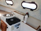 Galley - ( Sink, Stove, Ice Chest )