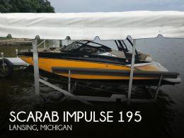2015 Scarab Impulse 195