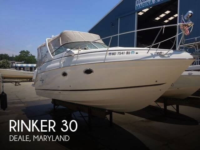Used Rinker 30 Boats For Sale by owner | 2006 Rinker 30