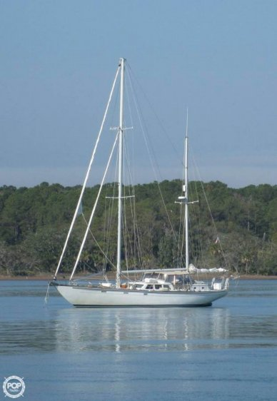 Alden Yachts 58 Boothbay Challenger, 58', for sale - $111,200