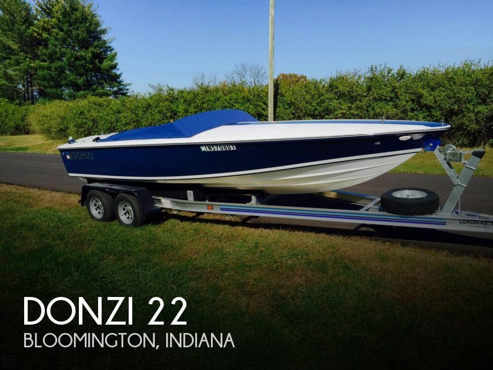 Used Boats For Sale in Louisville, Kentucky by owner | 2000 Donzi 22
