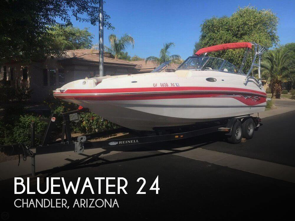 Used Bluewater Boats For Sale by owner   2004 Bluewater 24