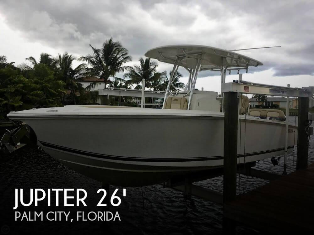 Used Jupiter Boats For Sale by owner | 2012 Jupiter 26 FS Center Console