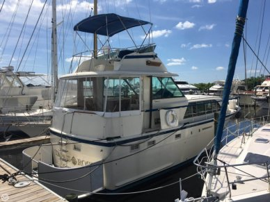 Hatteras 43 Double Cabin, 43', for sale - $94,000