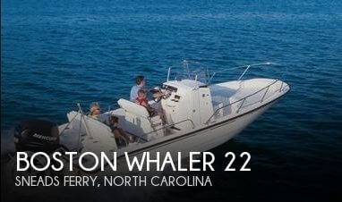 Used Boston Whaler Boats For Sale in North Carolina by owner | 2006 Boston Whaler 22