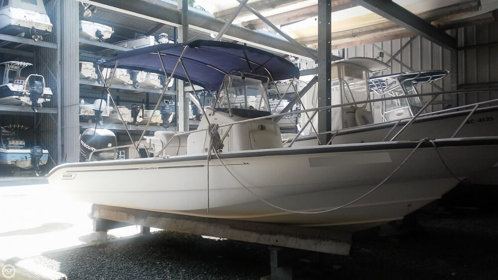 2006 Boston Whaler 220 Dauntless - #$LI_INDEX