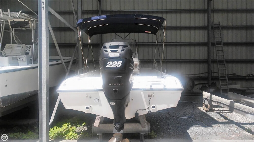 2006 Boston Whaler boat for sale, model of the boat is 220 Dauntless & Image # 13 of 40