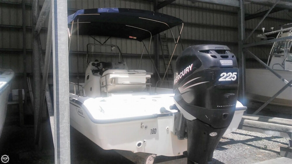 2006 Boston Whaler boat for sale, model of the boat is 220 Dauntless & Image # 16 of 40