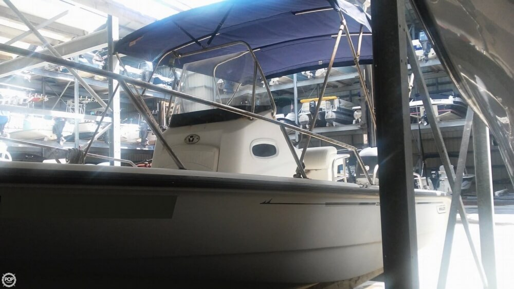 2006 Boston Whaler boat for sale, model of the boat is 220 Dauntless & Image # 20 of 40