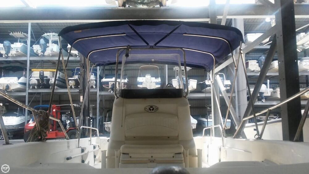 2006 Boston Whaler boat for sale, model of the boat is 220 Dauntless & Image # 23 of 40