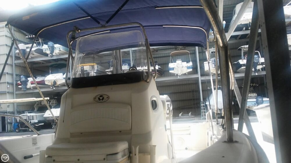 2006 Boston Whaler boat for sale, model of the boat is 220 Dauntless & Image # 24 of 40