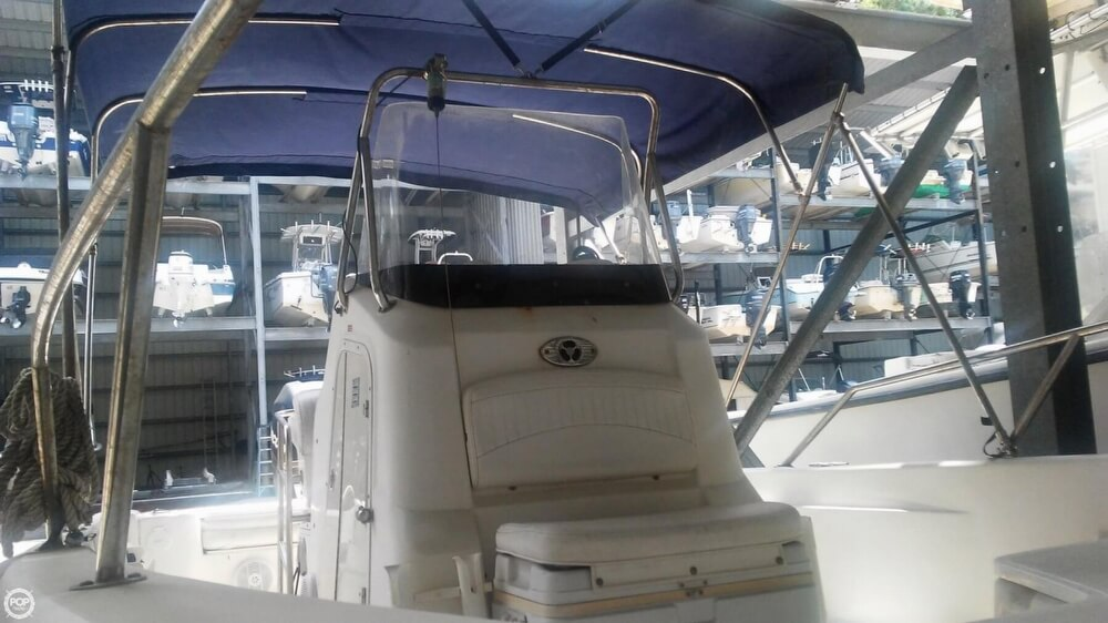 2006 Boston Whaler boat for sale, model of the boat is 220 Dauntless & Image # 25 of 40