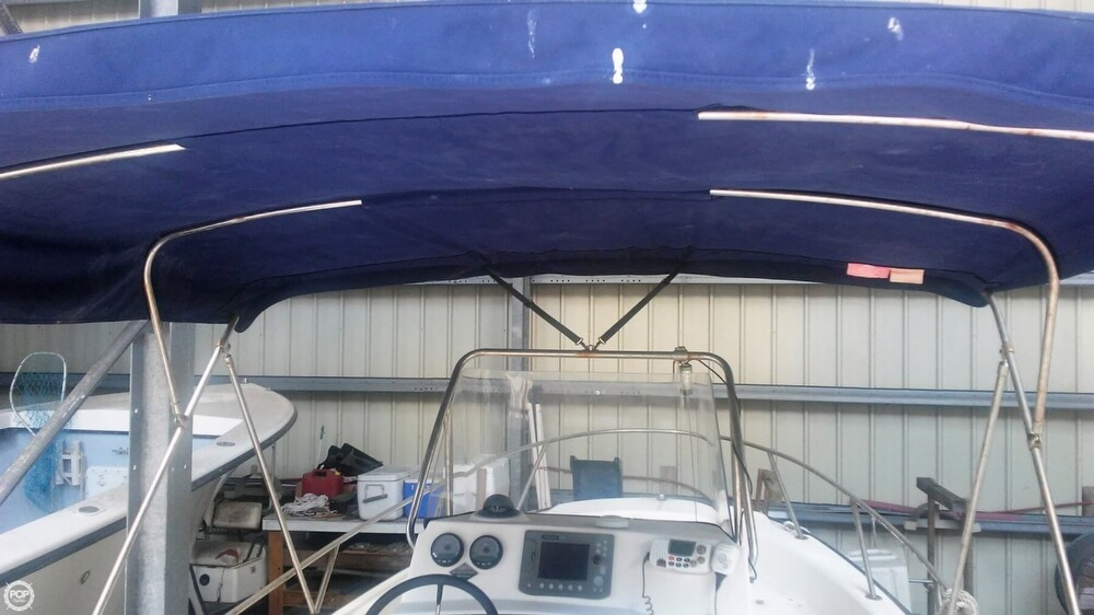2006 Boston Whaler boat for sale, model of the boat is 220 Dauntless & Image # 39 of 40
