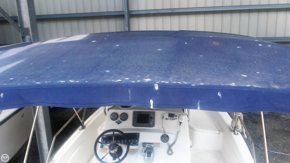 2006 Boston Whaler boat for sale, model of the boat is 220 Dauntless & Image # 40 of 40