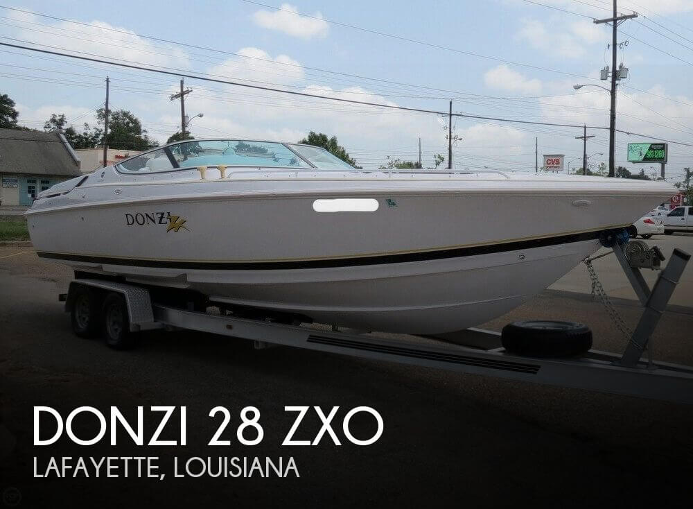 Used DONZI Boats For Sale by owner | 2005 Donzi 27 ZXO