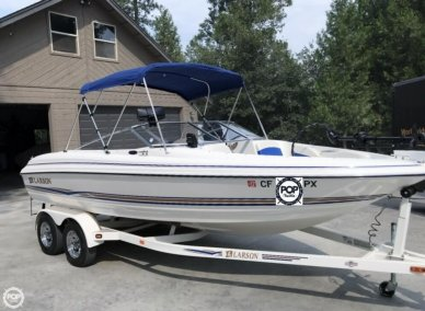 Larson 210 SEI Fish and Ski, 21', for sale - $23,000