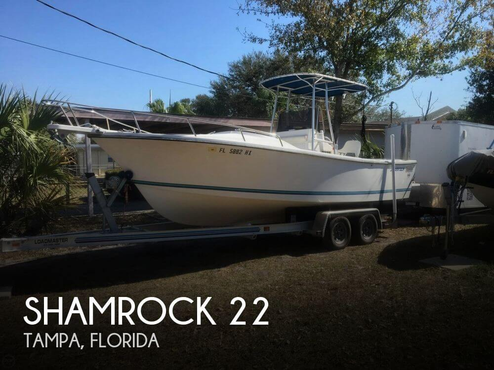 Used Shamrock Boats For Sale by owner | 1995 Shamrock 22