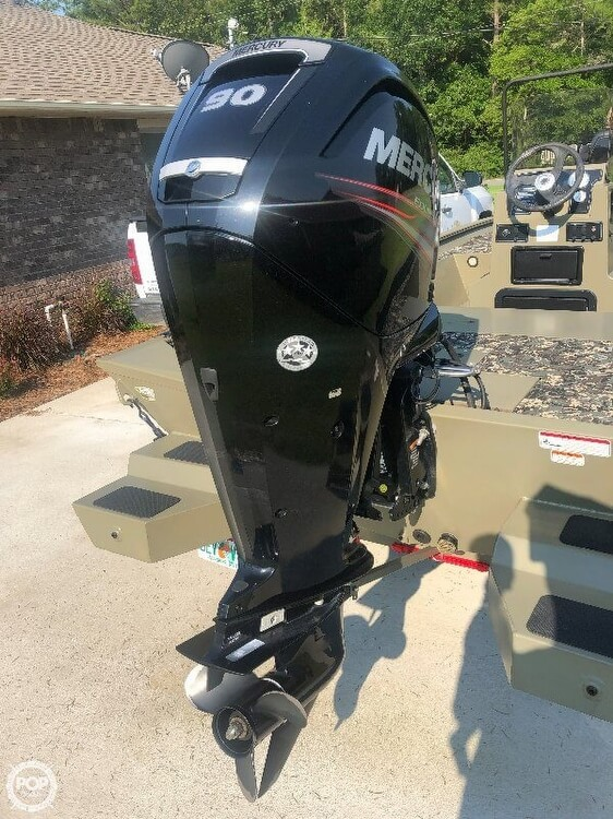 2016 Tracker Boats boat for sale, model of the boat is 1860 CC MVX & Image # 7 of 40