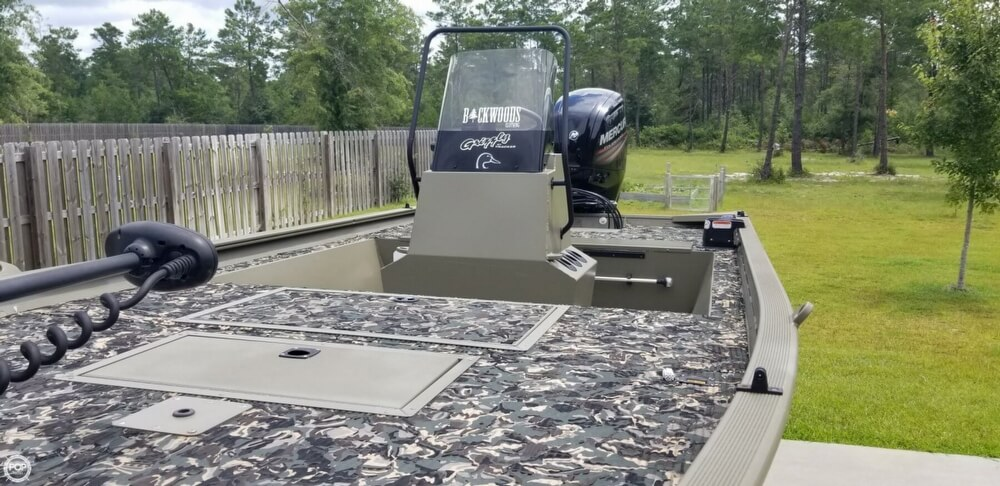 2016 Tracker Boats boat for sale, model of the boat is 1860 CC MVX & Image # 10 of 40
