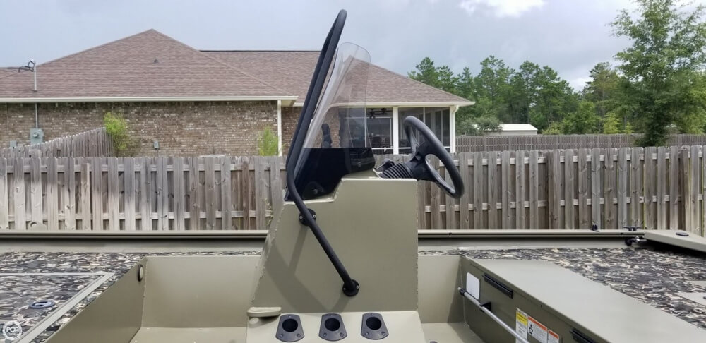 2016 Tracker Boats boat for sale, model of the boat is 1860 CC MVX & Image # 12 of 40