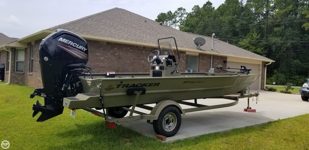 2016 Tracker Boats boat for sale, model of the boat is 1860 CC MVX & Image # 2 of 40