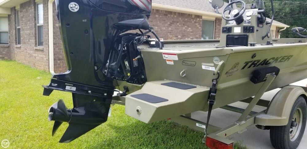 2016 Tracker Boats boat for sale, model of the boat is 1860 CC MVX & Image # 23 of 40