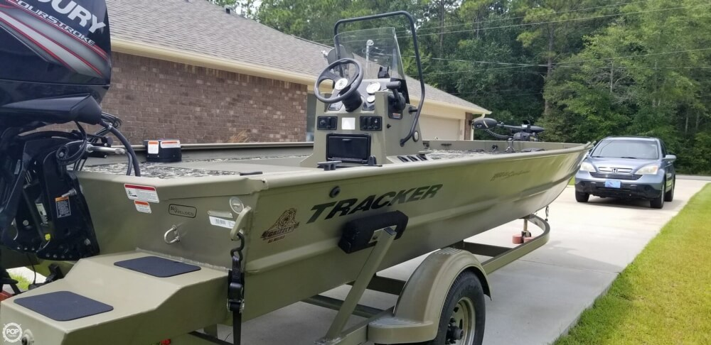 2016 Tracker Boats boat for sale, model of the boat is 1860 CC MVX & Image # 24 of 40
