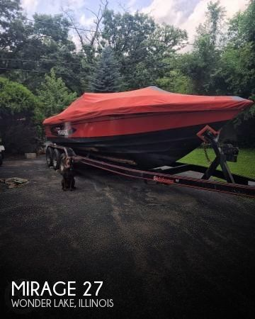 Used Mirage Boats For Sale by owner | 1989 Mirage 27