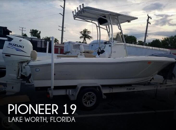 Used Pioneer Boats For Sale by owner | 2016 Pioneer 19