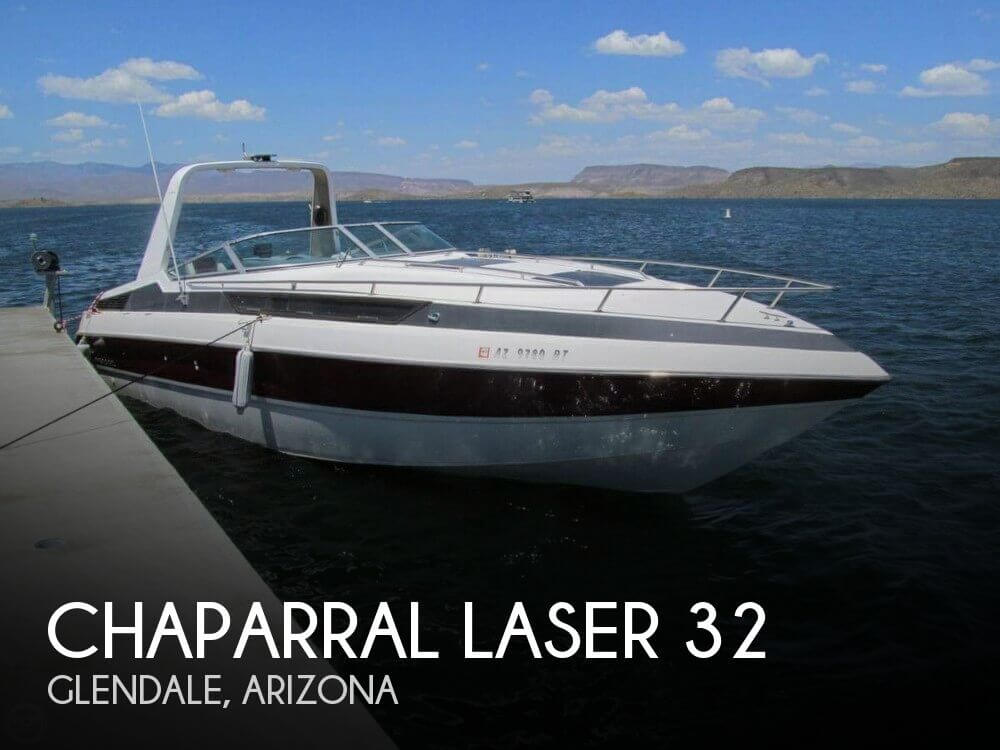 Used Chaparral Boats For Sale in Arizona by owner | 1989 Chaparral 32
