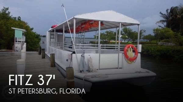 Used Boats For Sale in Tampa, Florida by owner | 2013 Fitz 37