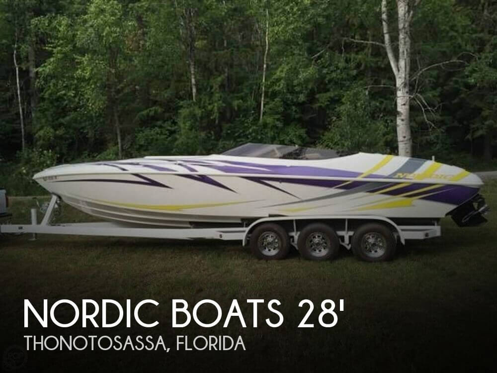 2006 Nordic Tugs boat for sale, model of the boat is 28 heat & Image # 1 of 41