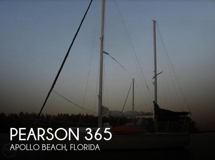 Used Pearson Sailboats For Sale by owner | 1976 Pearson 36