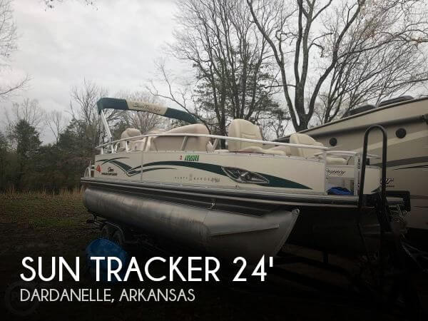 Used SunTracker Pontoon Boats For Sale by owner | 2011 Sun Tracker 22