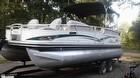 2011 Sun Tracker 22 Party Barge Regency Sport Fish - #1