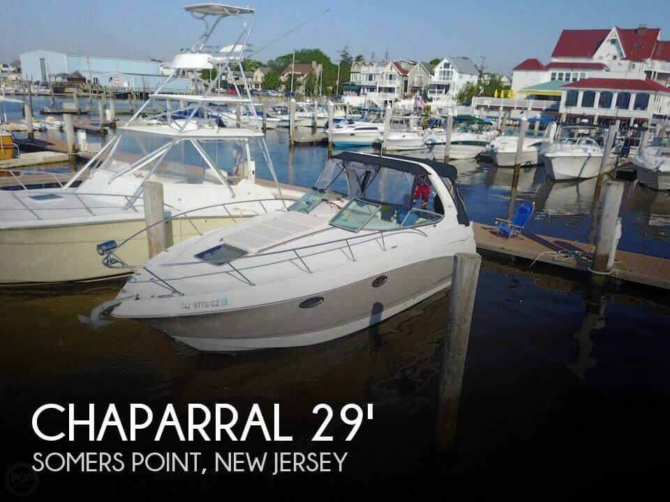 Used Chaparral 31 Boats For Sale by owner   2007 Chaparral 31