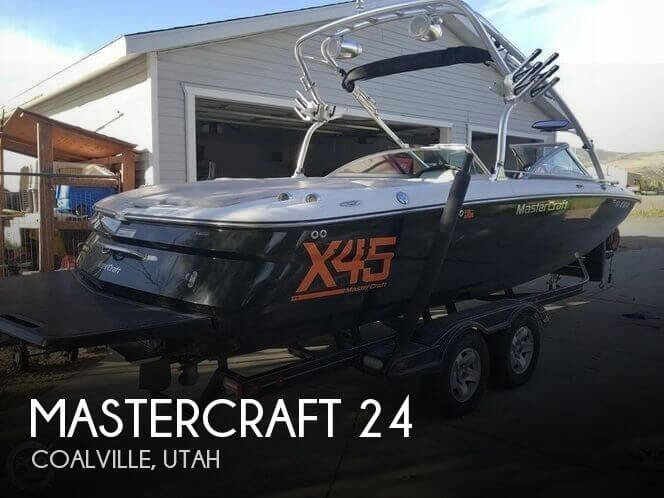 Used Boats For Sale in Utah by owner | 2006 Mastercraft 24
