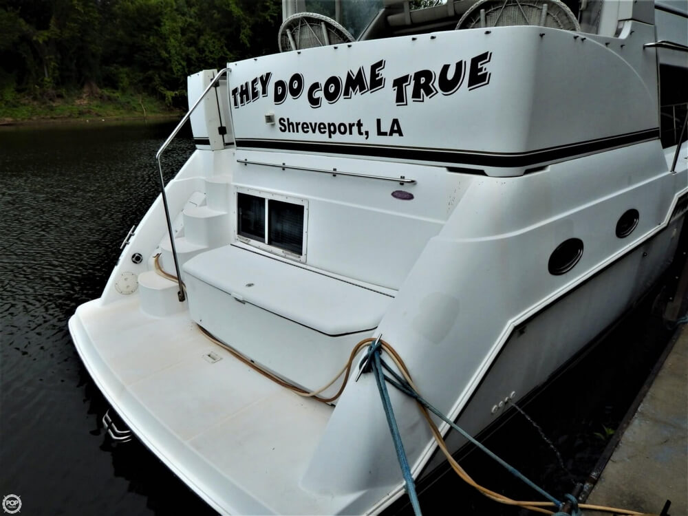 1999 Carver boat for sale, model of the boat is 356 Aft cabin & Image # 14 of 40